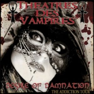 Theatres des Vampires - Desire of Damnation cover art