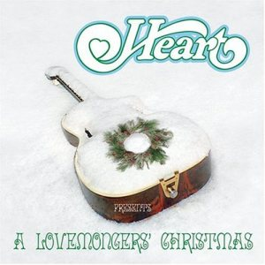 Heart - A Lovemongers Christmas cover art