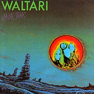 Waltari - Monk Punk cover art