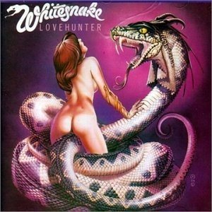 Whitesnake - Lovehunter cover art
