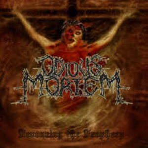 Odious Mortem - Devouring the Prophecy cover art