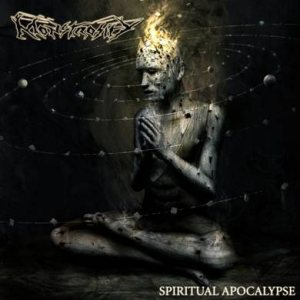 Monstrosity - Spiritual Apocalypse cover art