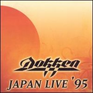 Dokken - Japan Live '95 cover art