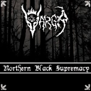 Vargr - Northern Black Supremacy cover art