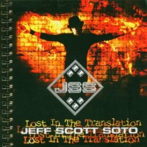 Jeff Scott Soto - Lost in the Translation cover art