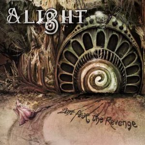 Alight - Don't Fear the Revenge cover art