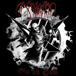 Maleficio - Go to Hell cover art