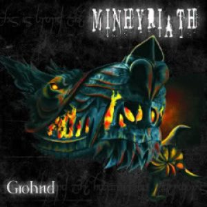 Minhyriath - Grohnd cover art
