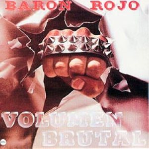 Baron Rojo - Volumen Brutal (English) cover art