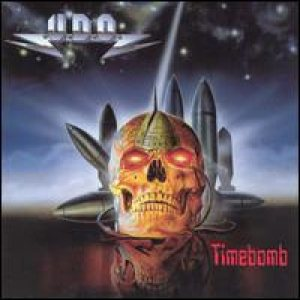 U.D.O. - Time Bomb cover art