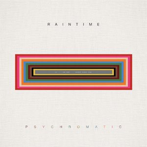 Raintime - Psychromatic cover art