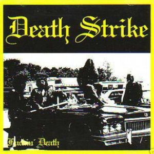 Death Strike - Fuckin' Death cover art