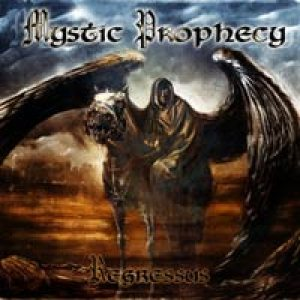 Mystic Prophecy - Regressus cover art