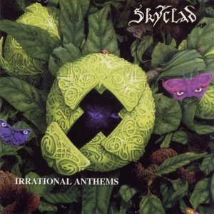 Skyclad - Irrational Anthems cover art