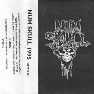Num Skull - Demo 1995 cover art