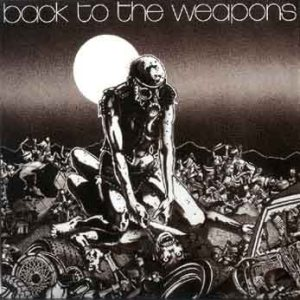 Living Death - Back to the Weapons cover art