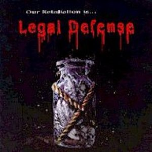 Diablo / Seed / Off - Legal Defense cover art