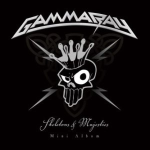 Gamma Ray - Skeletons and Majesties cover art