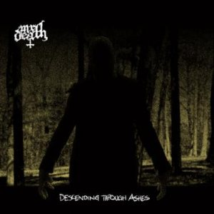 Mr Death - Descending Through Ashes cover art