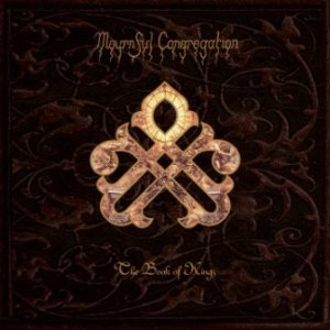 Mournful Congregation - The Book of Kings cover art