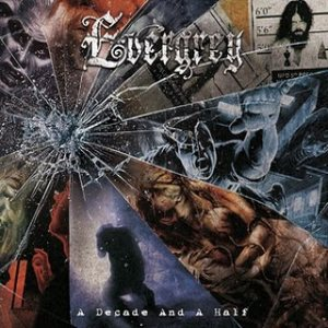 Evergrey - A Decade and a Half cover art