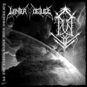 Winter Deluge - As the Earth Fades into Obscurity cover art