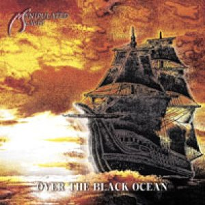 Manipulated Slaves - Over the Black Ocean cover art