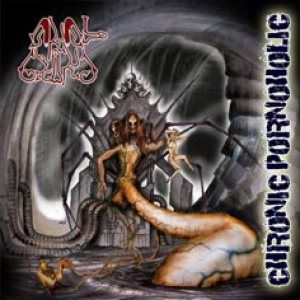 Anal Grind - Chronic Pornoholic cover art