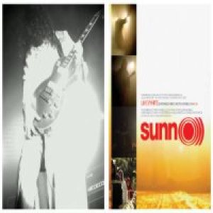 Sunn O))) - Live White cover art