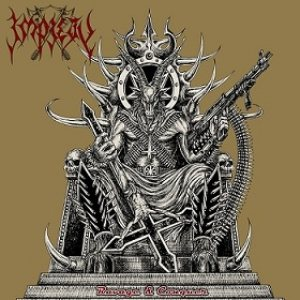 Impiety - Ravage & Conquer cover art