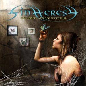 Sinheresy - The Spiders and the Butterfly cover art