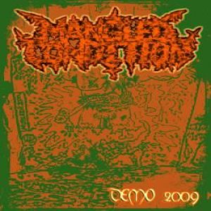 Mangled Condition - Demo 2009 cover art