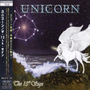 Unicorn - The 13th Sign cover art