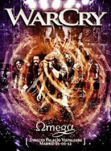 WarCry - Omega cover art