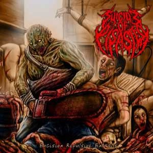 Suicide of Disaster - Excision Repulsive Entrails cover art