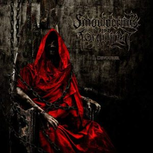 Smouldering in Forgotten - I, Devourer cover art