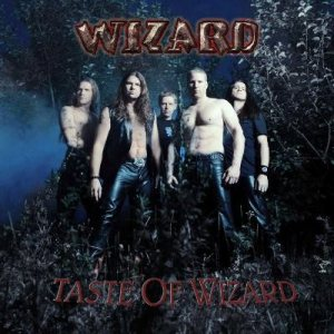Wizard - Taste of Wizard cover art