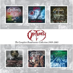 Obituary - The Complete Roadrunner Collection 1989 - 2005 cover art