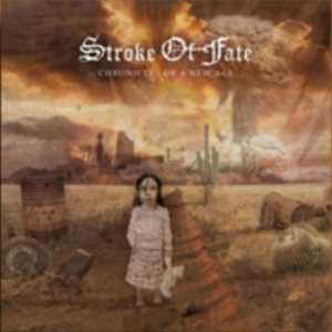 Stroke of Fate - Chronicles of a New Age cover art