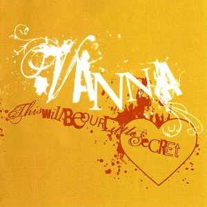 Vanna - This Will Be Our Little Secret cover art