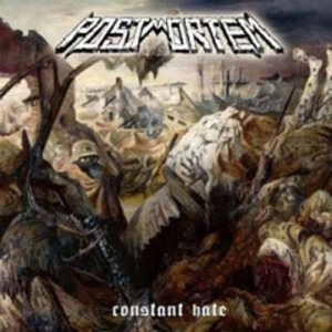 Postmortem - Constant Hate cover art