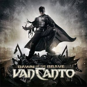 Van Canto - Dawn of the Brave cover art