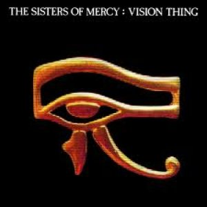 The Sisters of Mercy - Vision Thing cover art