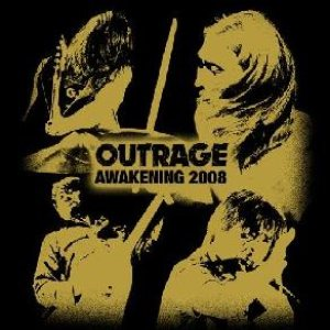 Outrage - Awakening 2008 cover art