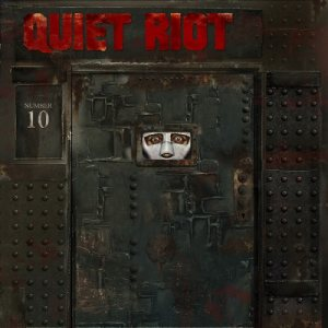 Quiet Riot - Quiet Riot 10 cover art