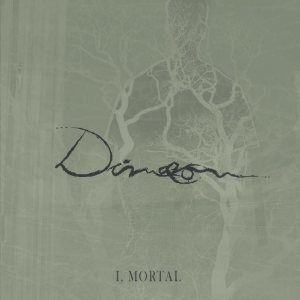 Dimæon - I, Mortal cover art