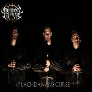 Empyrean Throne - Lachdanan's Curse cover art