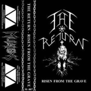 The Return - Risen from the Grave cover art