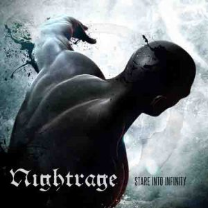 Nightrage - Stare into Infinity cover art