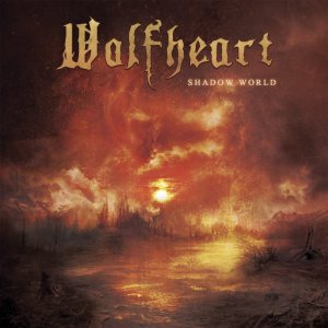 Wolfheart - Shadow World cover art